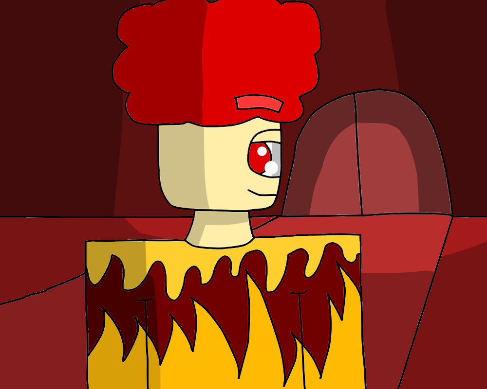 I'll still be your friendly demon by Gamerrobloxian1195