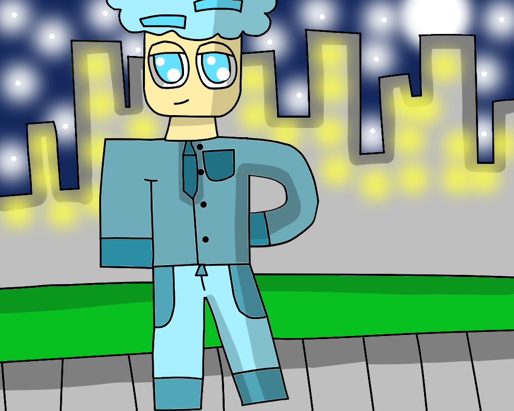 Coolrobloxian is prepared for the date by Gamerrobloxian1195