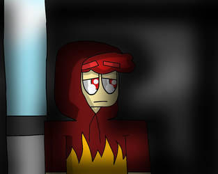 No one can know i'm a demon by Gamerrobloxian1195