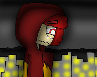 Why is everyone afraid of me? by Gamerrobloxian1195