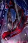 Spiderman - Mile Morales