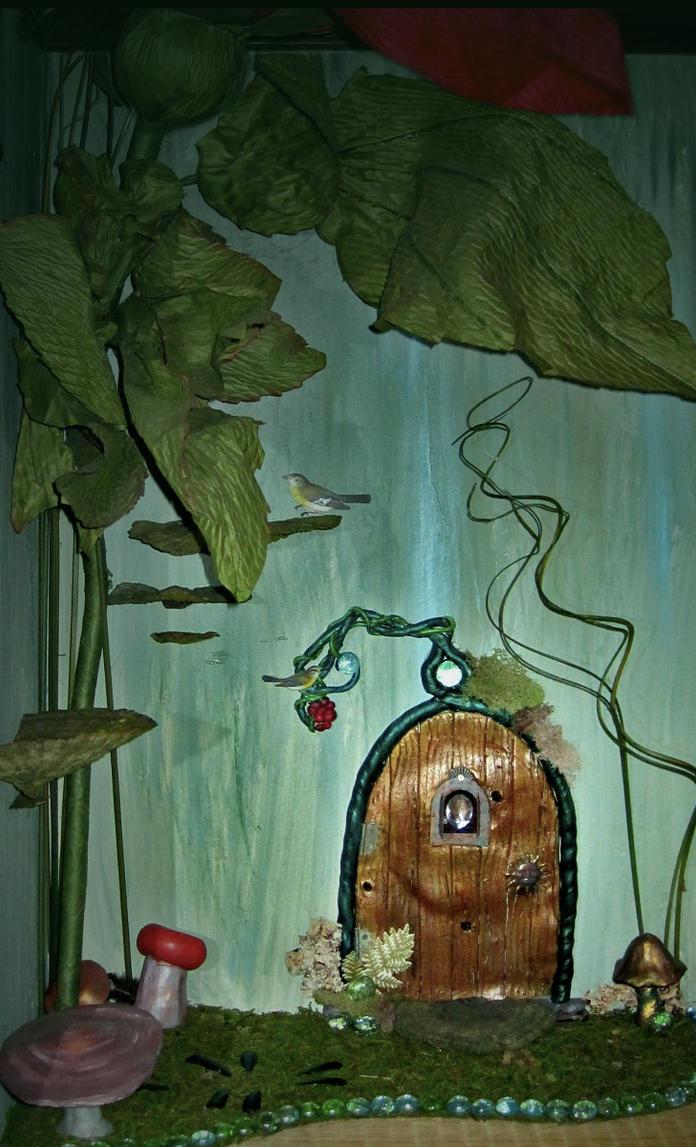 Faerie door by erinfirepixie on deviantart for The faerie door