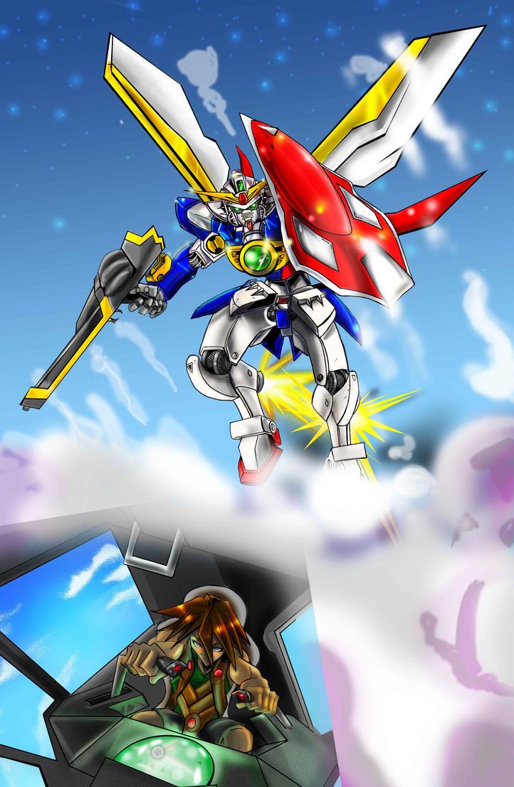 Gundam Wing: Heavyarms Images