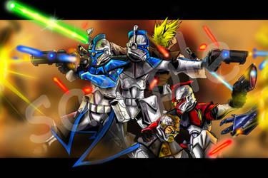 clone wars by zhane00