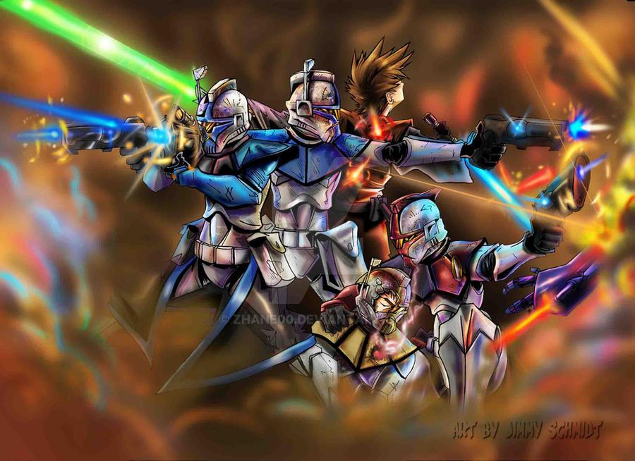 clone wars 2 by zhane00