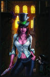 Madness of Wonderland Cover