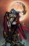 Lady Death color