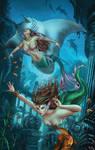 Little Mermaid #3 color