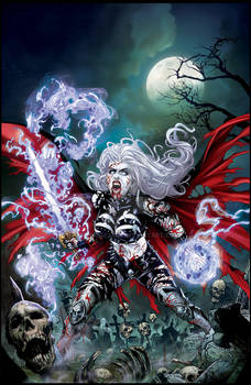 Lady Death Rage