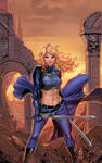 Musketeers #4 Cover