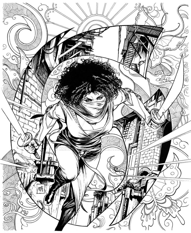 Ninja G by Kromespawn
