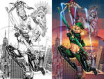 Robyn Hood Justice #5 Cover