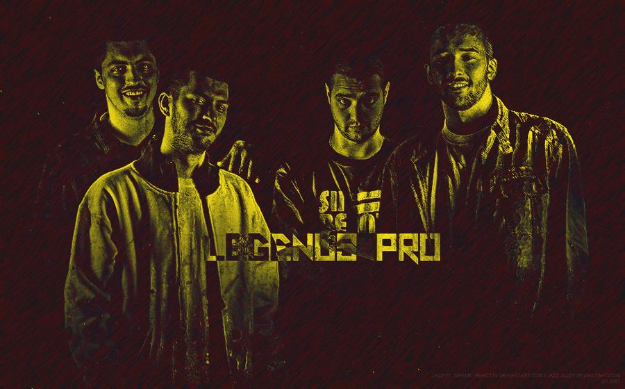 Legend Pro ft. jazz by React1v