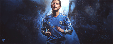 Eden Hazard by React1v