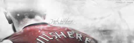 Jack Wilshere ft. pierce' by React1v