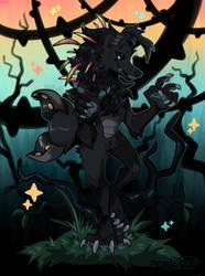 [c] dark n edgy by nyanhou