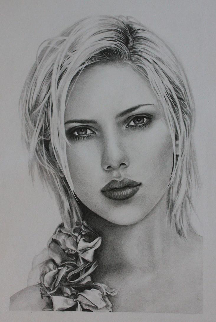 Scarlett Johansson by Ebba28