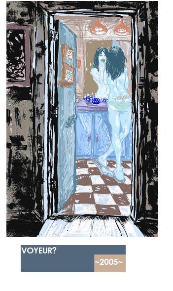 Voyeur '05 by ComicMunky