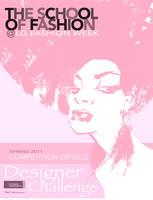 Final Poster LG Fashion Week by ComicMunky