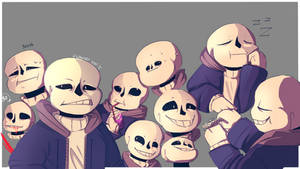 the plural of sans is seese