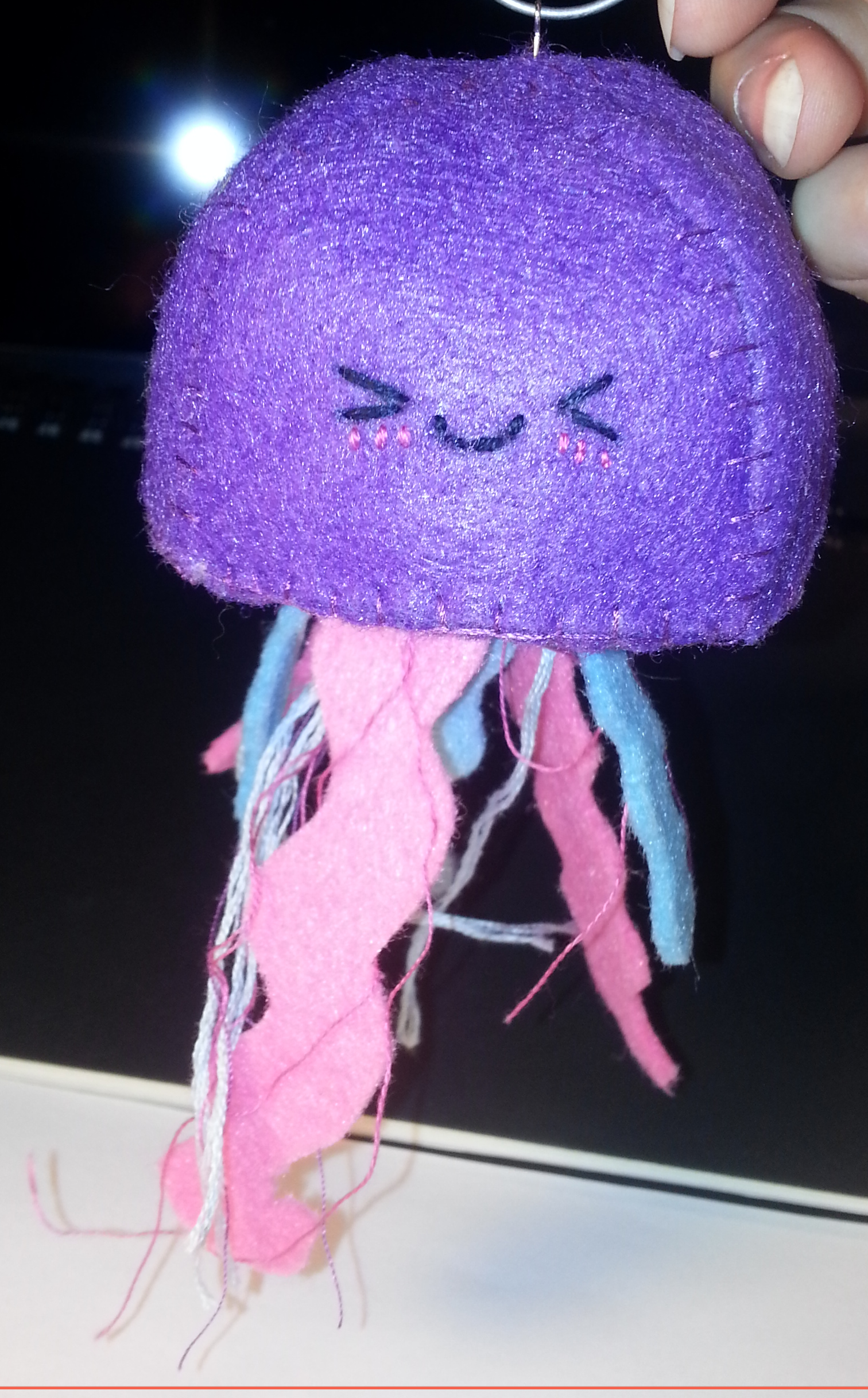 Squishy Jellyfish Toys : Jellyfish Plush (Squishy) by LadyZombieRobot