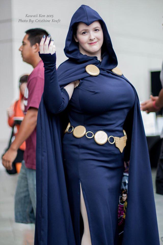 DC Comics Raven by LadyZombieRobot on DeviantArt