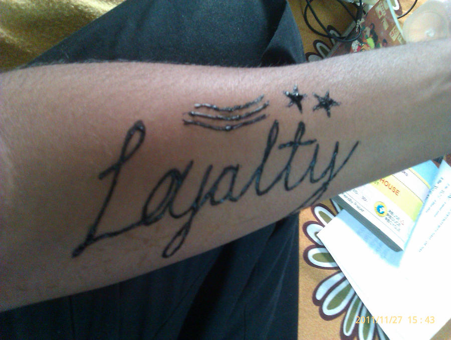 Loyalty tattoo designs on fingers love and respect png symbol for love