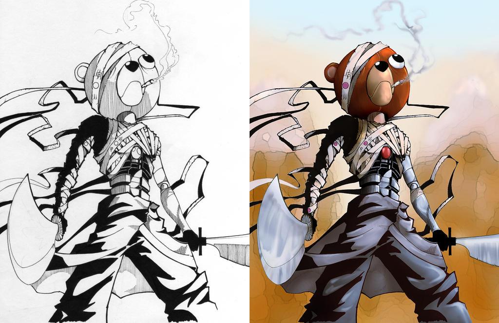 afro samurai sio wallpaper
