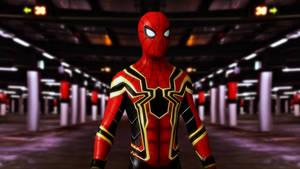 [XNA] Minor Spoiler :( Iron Spider-Man Homecoming