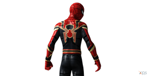 Iron Spider Armor UPDATED