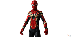 Iron Spider Armor Spiderman Homecoming UPDATED