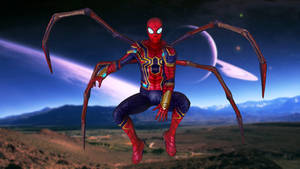 Iron Spider Render [XNA]