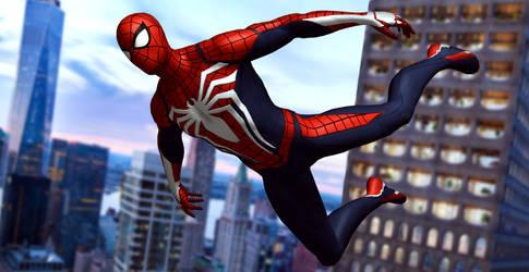 [XNA] Insomniac Spiderman Gliding