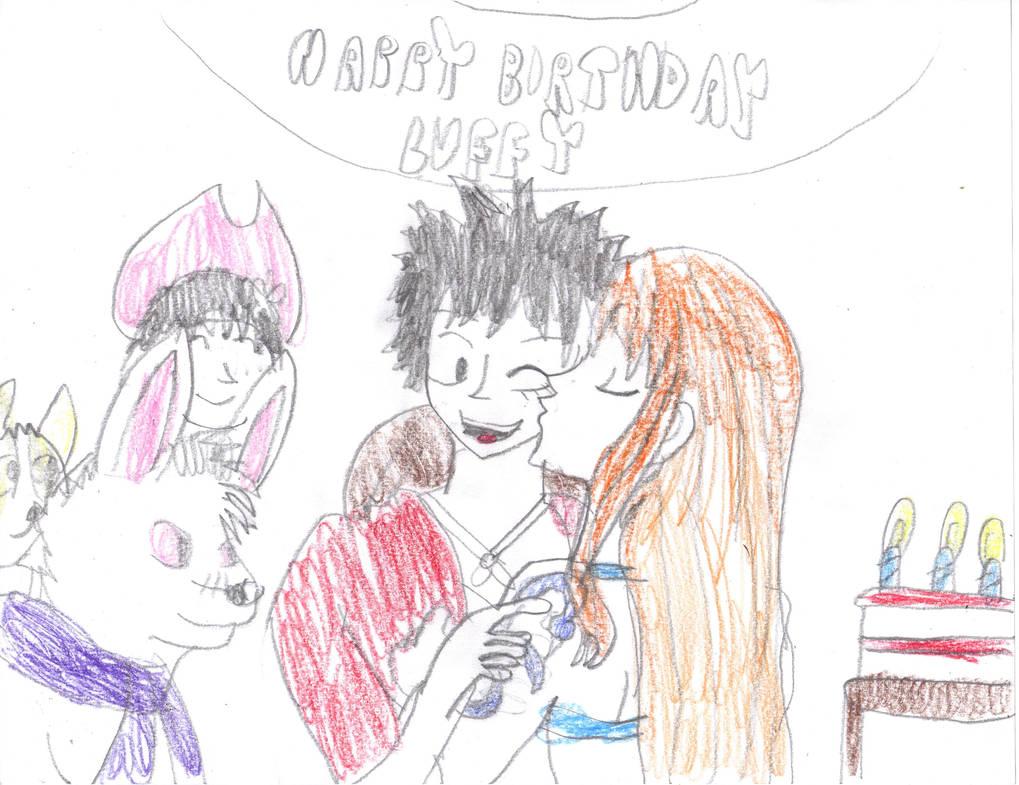 Happy Birthday Luffy 2021