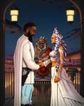 Jedi Wedding