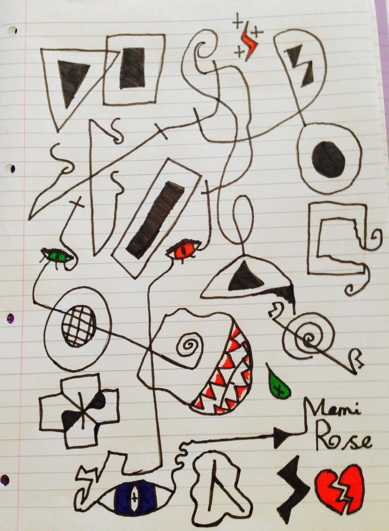 Insanity Theory by Memi Rose by MemiRose