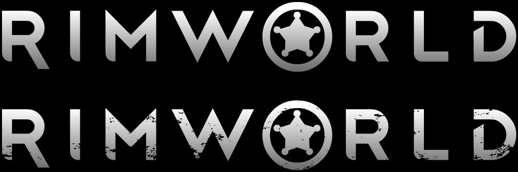 Rimworld Logo Final by Rhopunzel