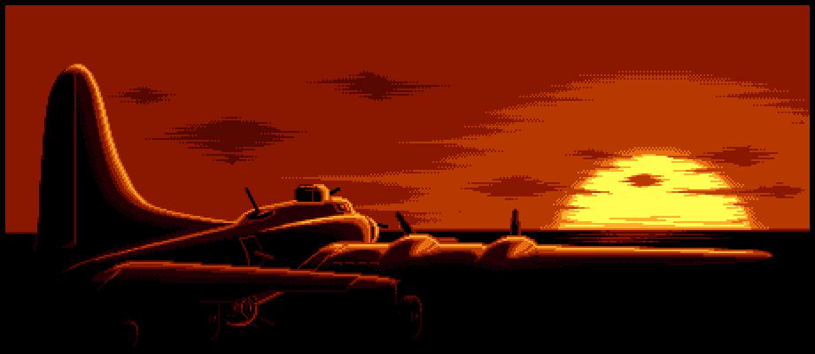 Flying Fortress by Rhopunzel