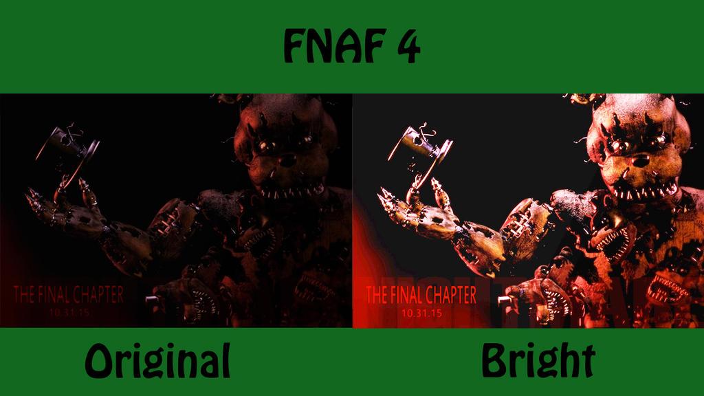 Freddy est 225 com o formato do rosto parecido com de toy freddy lembra