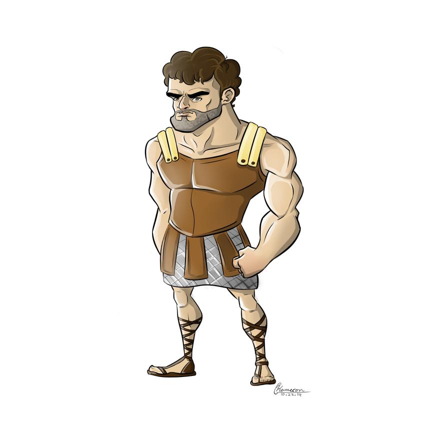 Goliath by KassieC