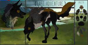 Last Adventure   Fernike   by Rizkynn