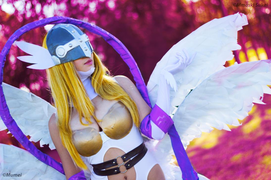 angewomon cosplay by indogoecho on deviantart