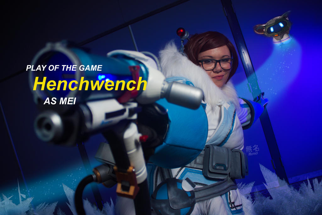 Play of the Game - Mei Cosplay by IndoGoEcho