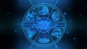 Geometry Dash Wallpaper: Megaspeed