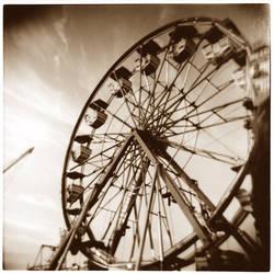 Holga- Ferris Wheel
