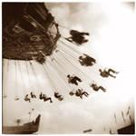 Holga- Swing by PetalsAndThorns