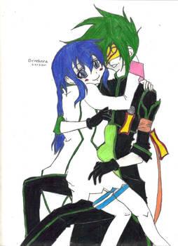 Sync And Kairi