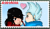 AstraNikk Stamp by BlossomCherrie