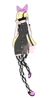 OC {+Checker angel+} by BlossomCherrie