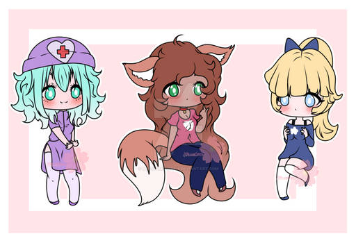 Adopts {+Cherry's Adopts+} Open